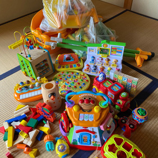 【ネット決済】おもちゃたくさん!