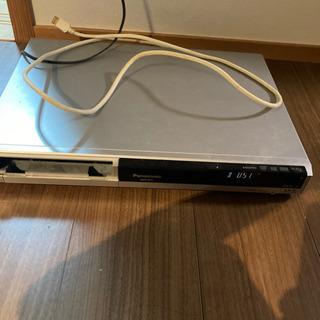 お話し中です Panasonic HDD搭載DVDレコーダー