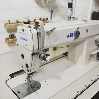 工業用 ミシンで縫製します(*´ー`*)