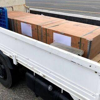 何でも運びます  乗用車・トラックで運搬代行 ジモティー商品も引...