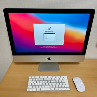 Apple iMac 21.5インチ Late2015 MK14...