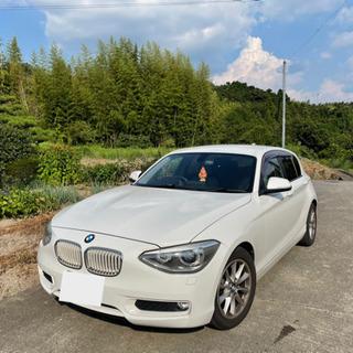BMW 116i ターボ!車検たっぷり!