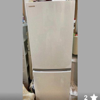 TOSHIBA  ノンフロン冷蔵庫