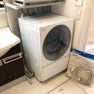 【引取限定・美品】ドラム式洗濯機:パナソニック 品番NA-VS1...