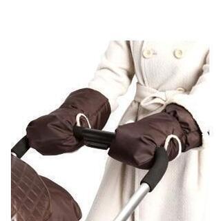ベビーカー用のミトン(manito stroller hand ...