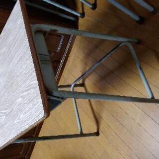 学童机&椅子あげます