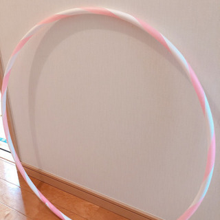 フラフープ ピンク おもちゃ