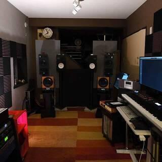 スタジオであなたのお歌(楽器演奏)を録音します |2時間 5000円〜