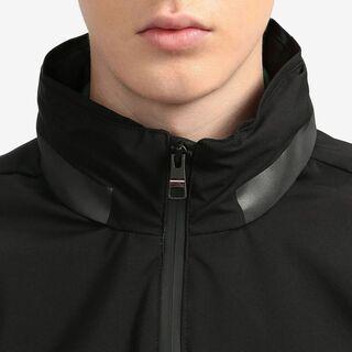 トミーヒルフィガー コンシールドジャケット サイズM 色 黒 新品