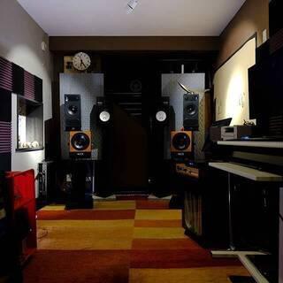 スタジオであなたのお歌(楽器演奏)を録音します  2時間 5000円〜