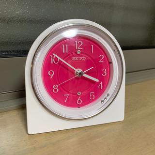 SEIKO 置き時計