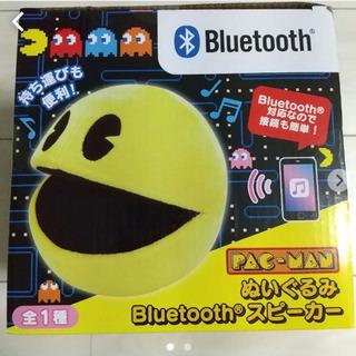 新品 パックマン Bluetoothスピーカー