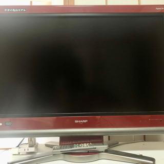 【ネット決済】テレビ32v リモコン付き