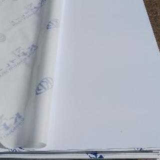 塩ビ板 プラ板 DIY  白