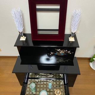 【ネット決済】祭壇セット一式