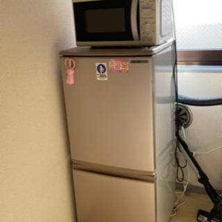 【無料】シャープ2008年製 冷蔵庫