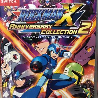 【ネット決済】ロックマンX アニバーサリーコレクション2 Switch