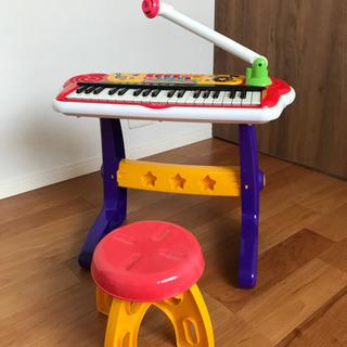 動作確認済み ピアノ キーボード キッズキーボードDX トイロイヤル