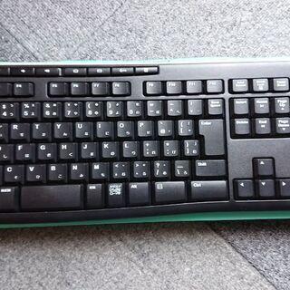 ロジクールキーボード K270 中古