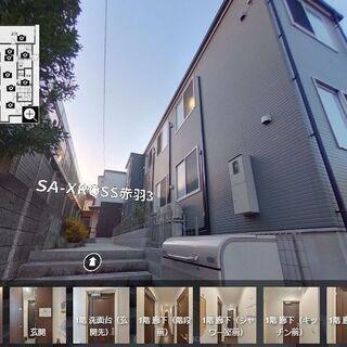 報酬2万円  赤羽のシェアハウスの入居者募集を手伝ってくれる方!