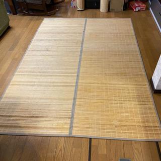 バンブー 竹 敷物 マット 🎋シミ有 無料