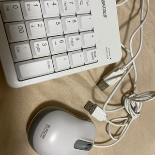 マウス テンキー USB用