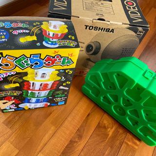 プロジェクターとその他おもちゃ