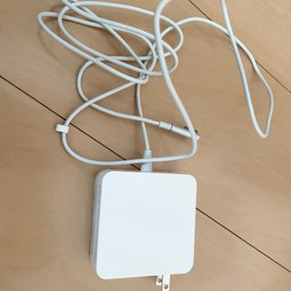 【ネット決済】Mac 充電コード 美品