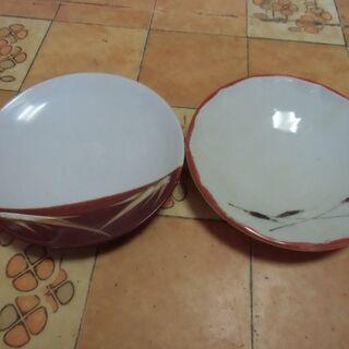 ●無料● 笹 デザイン お皿 2枚 セット 差し上げます。*石川...