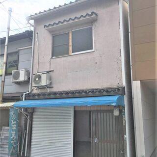 🟪売物件◆2階建て戸建て🟪 ◆東成区深江南◆1階店舗・事務所スペ...