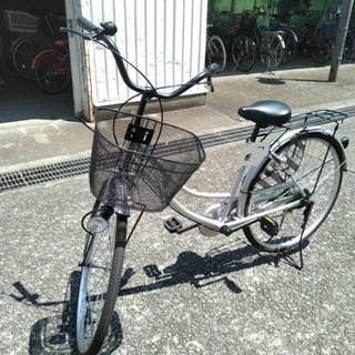 自転車 使用1年