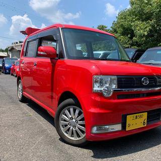 H22年式 ムーブコンテカスタムX-LTD 車検R5年 ☆総額20万☆