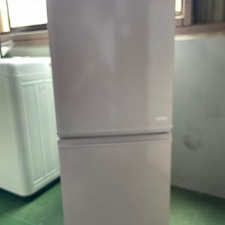 希少色 2016年製 SHARP 137L 冷蔵庫