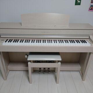 【ネット決済】電子ピアノ YAMAHA クラビノーバ 型番CLP...