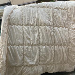 三折マットと敷き布団