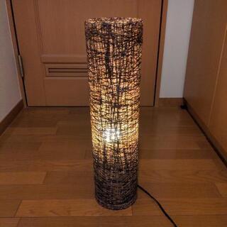 【取引中】電球付!ニトリ和テイスト間接照明