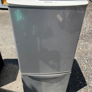National  冷凍冷蔵庫 135L