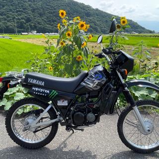 【ネット決済】YAMAHA DT50(17w) ブラック 外装ノ...