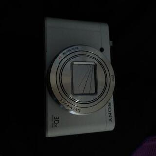 【ネット決済】SONY デジカメ DSC-WX500(白) ケース付き