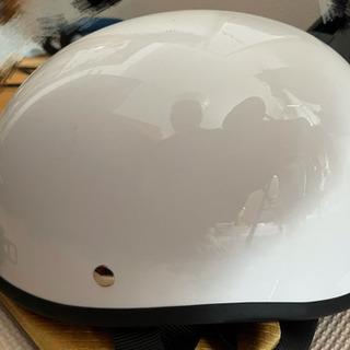 【ネット決済】【ほぼ新品】原付用ヘルメット