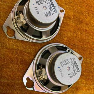 【ネット決済】ジムニー jb23w 6型 純正スピーカー