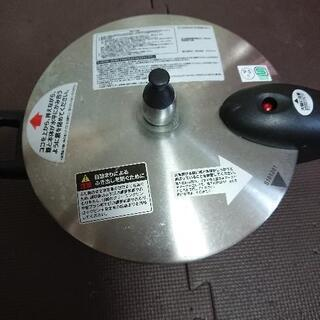 【ドウシシャ】片手圧力鍋 3リットル