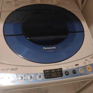 パナソニック 洗濯機 6k
