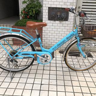 子供用自転車シマノ6段ギア