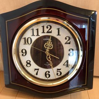 【値下げしました‼️】CITIZEN掛け時計