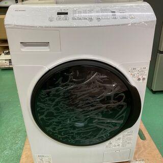★未使用品★IRIS OHTAMA ドラム式洗濯機 CDK832...