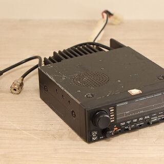 KENWOOD TM-721 144 430MHz 通電確認 ケ...