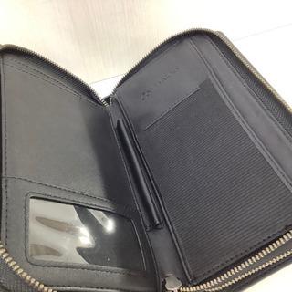 Calvin Klein ダブルファスナーハンドバッグ  ブラックカラー   - 靴/バッグ
