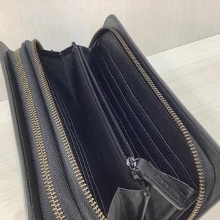 Calvin Klein ダブルファスナーハンドバッグ  ブラックカラー   − 岐阜県