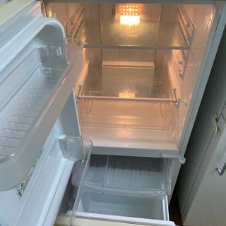 SHARP 冷蔵庫 135L  2007年製 - 横浜市